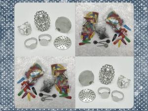 Fingerringe & Haarspangen