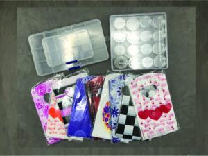Sortierboxen & Plastiktüten